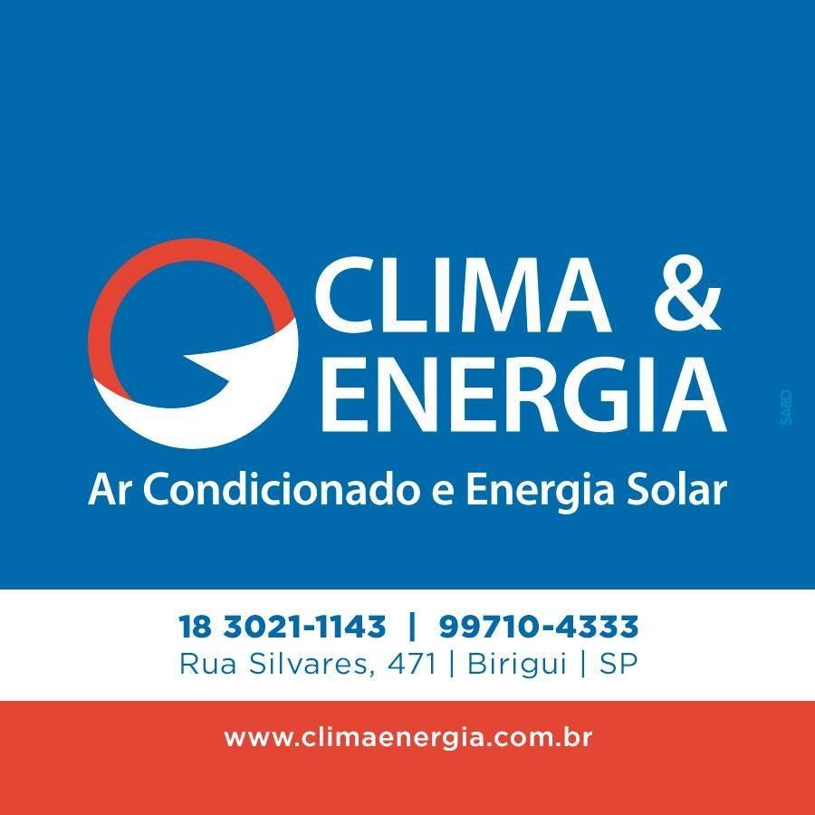 Clima & Energia - Ar Condicionado e Energia Solar