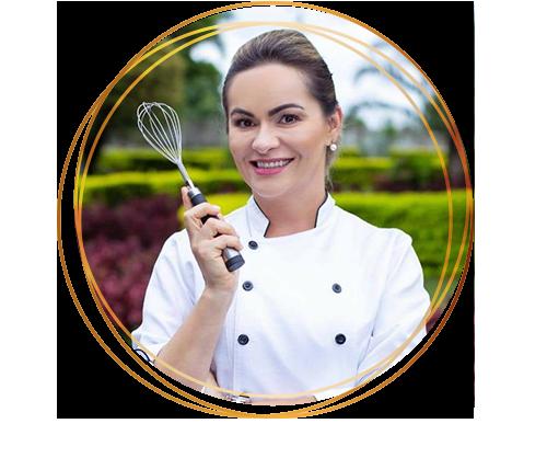 Mônica Chaves,<br />Buffet e Gastronomia