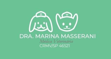 Médica Veterinária Marina Masserani
