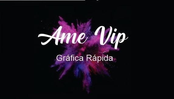 AME Vip Impressos - Gráfica Rápida