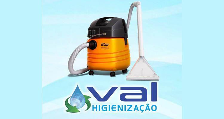 Val Higienização Profissional