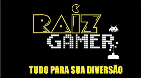 Raiz Gamer -  Games e Celular