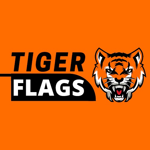 Tiger Flags