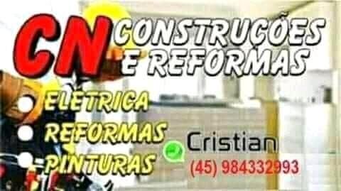 CN Construções e Reformas