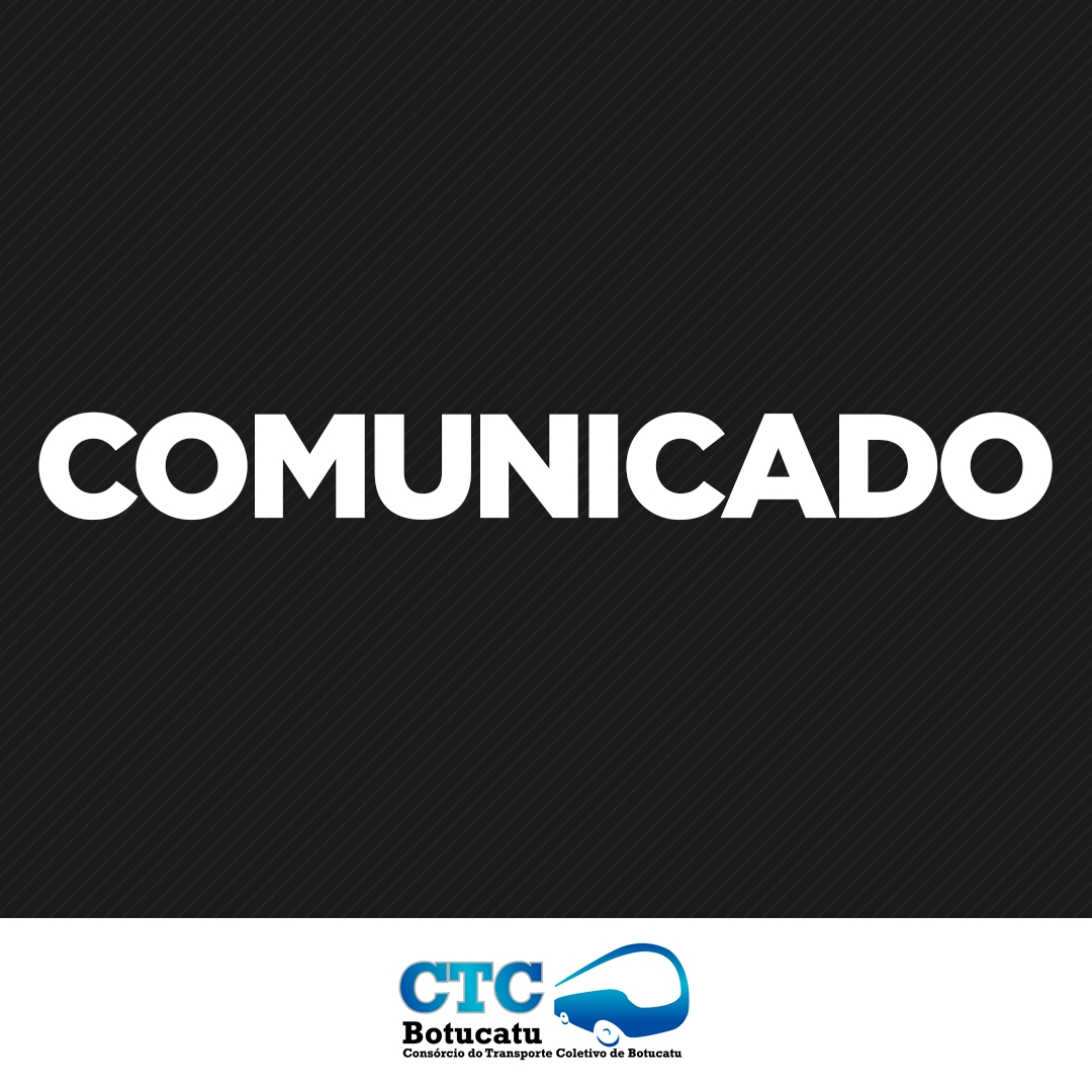Comunicado---CTCB