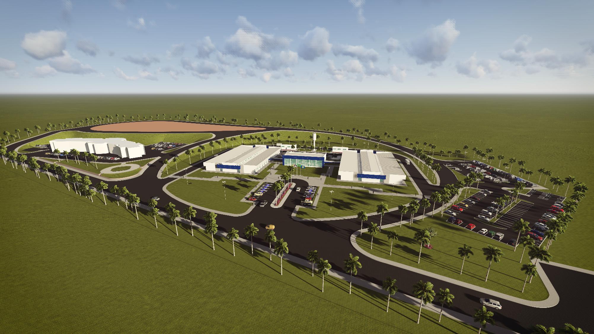 Centro Empresarial - Parque Tecnológico