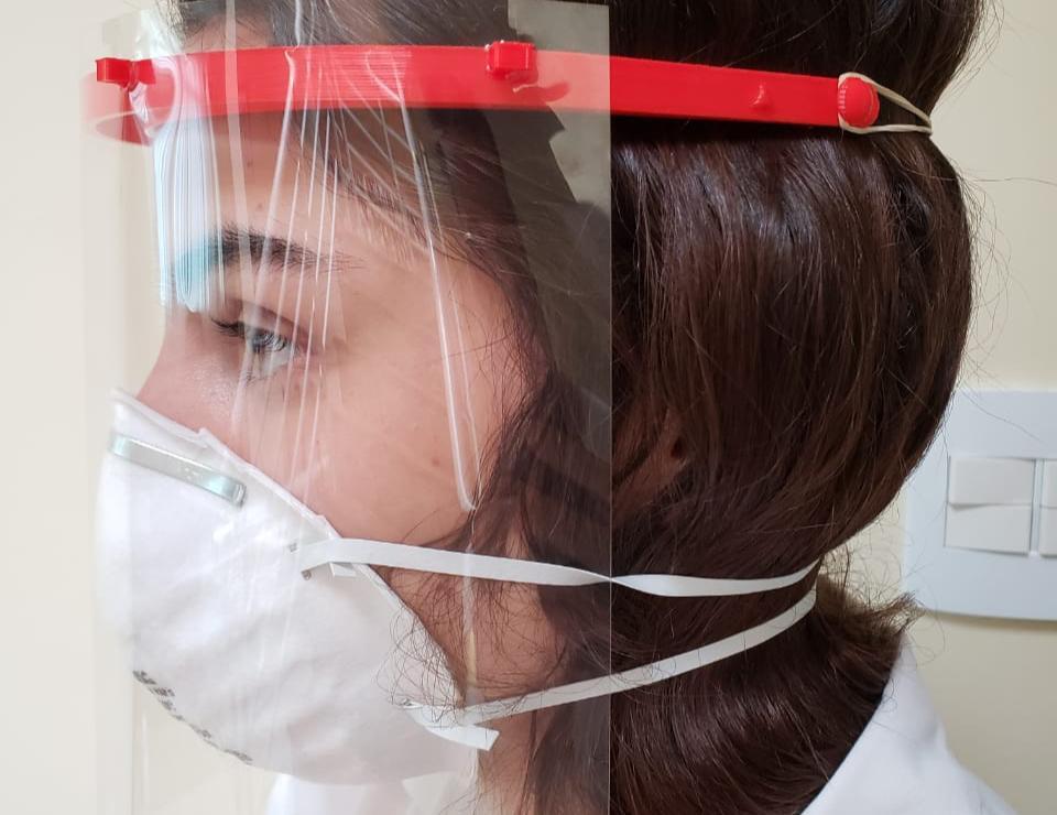 protetor feito de 3D_projeto hígia