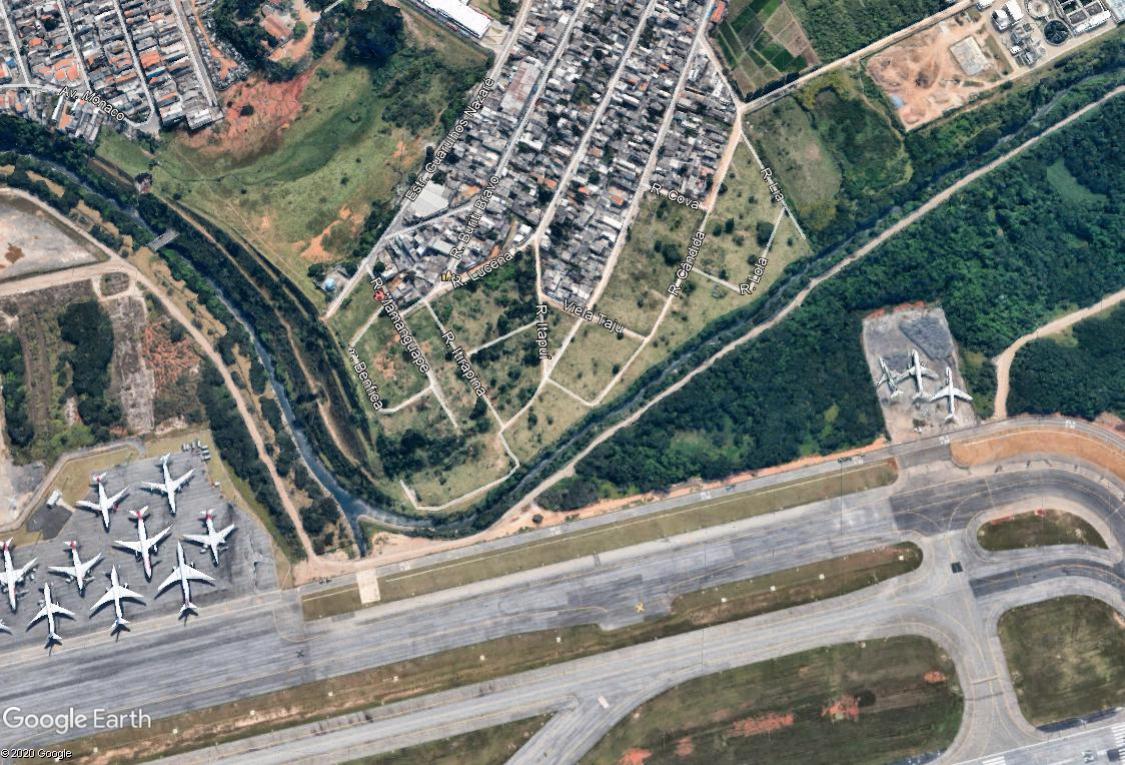 FOTO EXTENSÃO DE REDE AEROPORTO