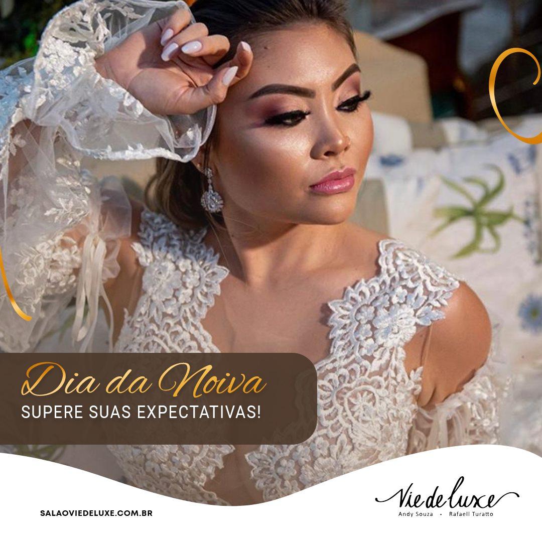 Dia da Noiva Vie de Luxe