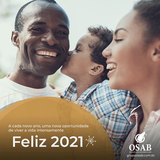 FELIZ 2021 - OSAB