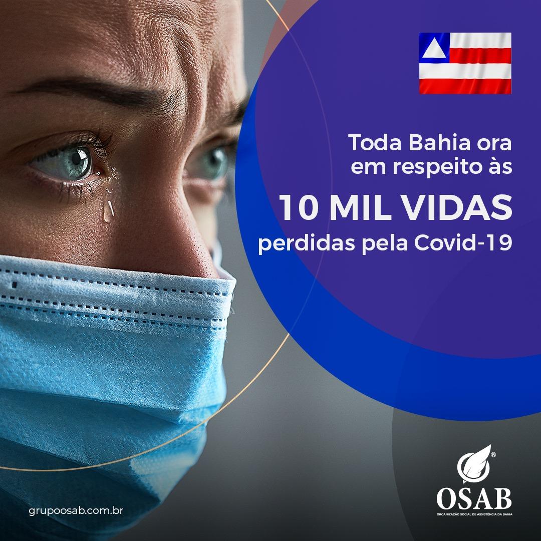 10 MIL VIDAS NA BAHIA