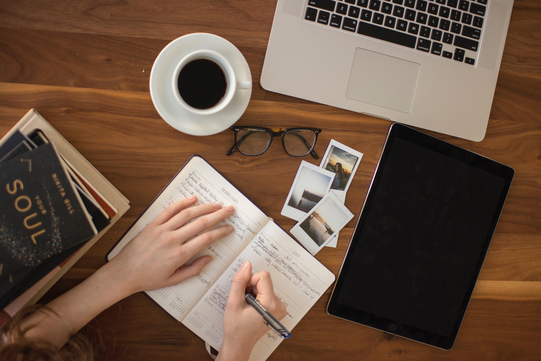 Aprender é escrever sua própria história