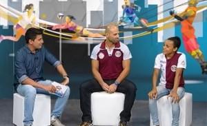 INSTITUTO CESAR CIELO NO PROGRAMA CIDADANIA ESPORTE CLUBE, DA TV CÂMARA SP