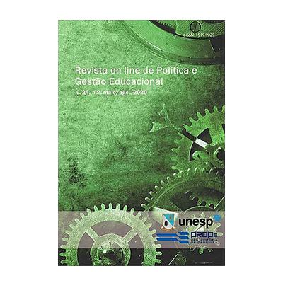 Revista on line de política e gestão educacional-nova