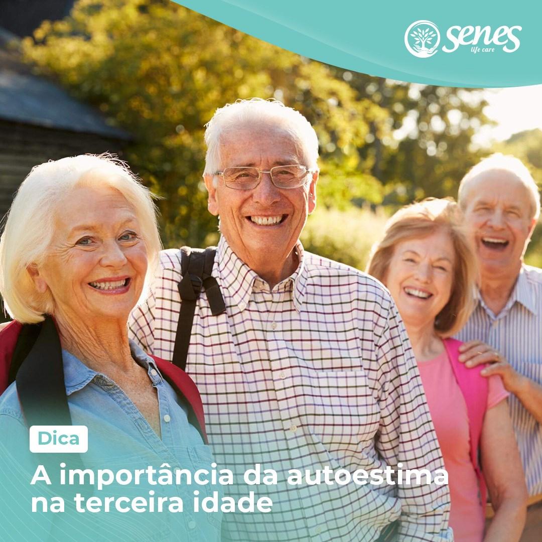 autoestima de idosos